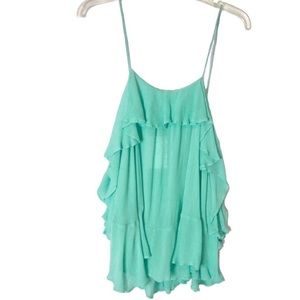 Intimately Free People Cascades Cami Top XS